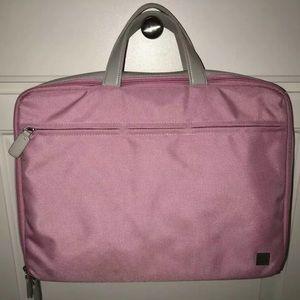 Sony VAIO Computer Laptop Case Pink w/Silver Trim
